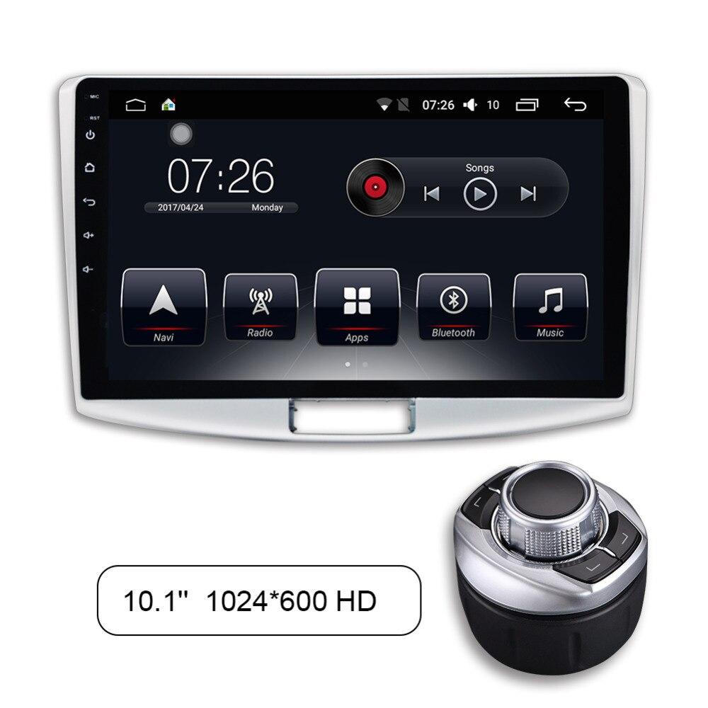 10.1 Android 7.1 Quad Core De Voiture Stéréo Radio Lecteur Multimédia Pour VW Passat B7 B6 CC avec 32 gb ROM Bluetooth WIFI SWT GPS Navi