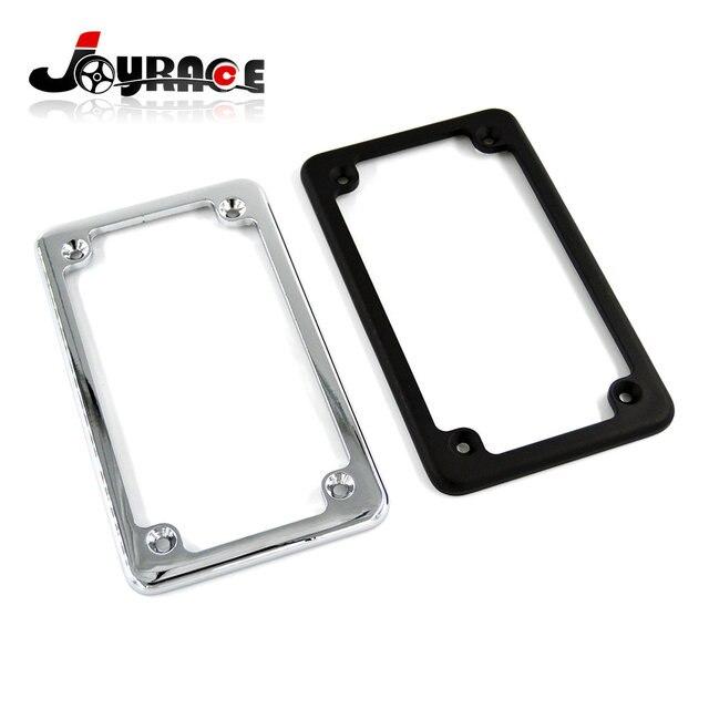 universal custom aluminum racing motorcycle license plate holder license frame - Motorcycle License Plate Frame
