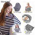 New Baby Car Seat Cover Toddler Canpony Nursing Cover Multi-Use Stretehy Infinity Scarf Breastfeeding Shipping Car Chair Covers