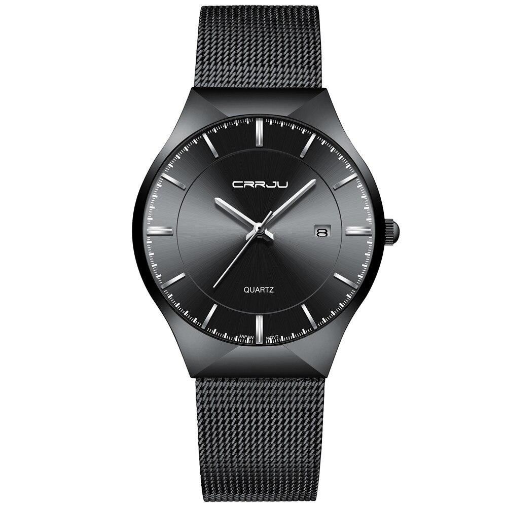 Роскошный мужской часы Водонепроницаемый покрытие вакуум календарь для отдыха сети ремень Бизнес Для мужчин наручные часы прочный Vogue Ман ...