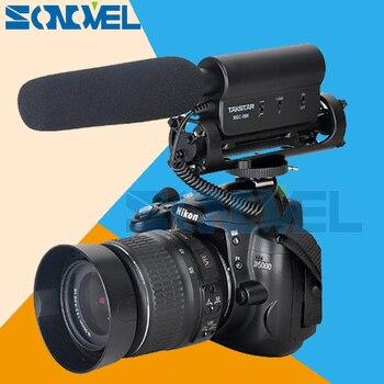Takstar sgc-写真撮影のインタビューマイクマイク用キヤノンeos m2 m3 m5 m6 800d 760D 750D 77D 80d 60d 5ds r 7d 6d 5dマークiv