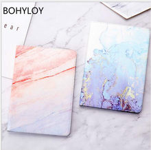 BOHYLOY Case voor iPad 2018 Air 2 Air 1 9.7 2017 Case Flip Cover voor iPad Pro 10.5 Mini 3 4 case voor iPad 2018(China)