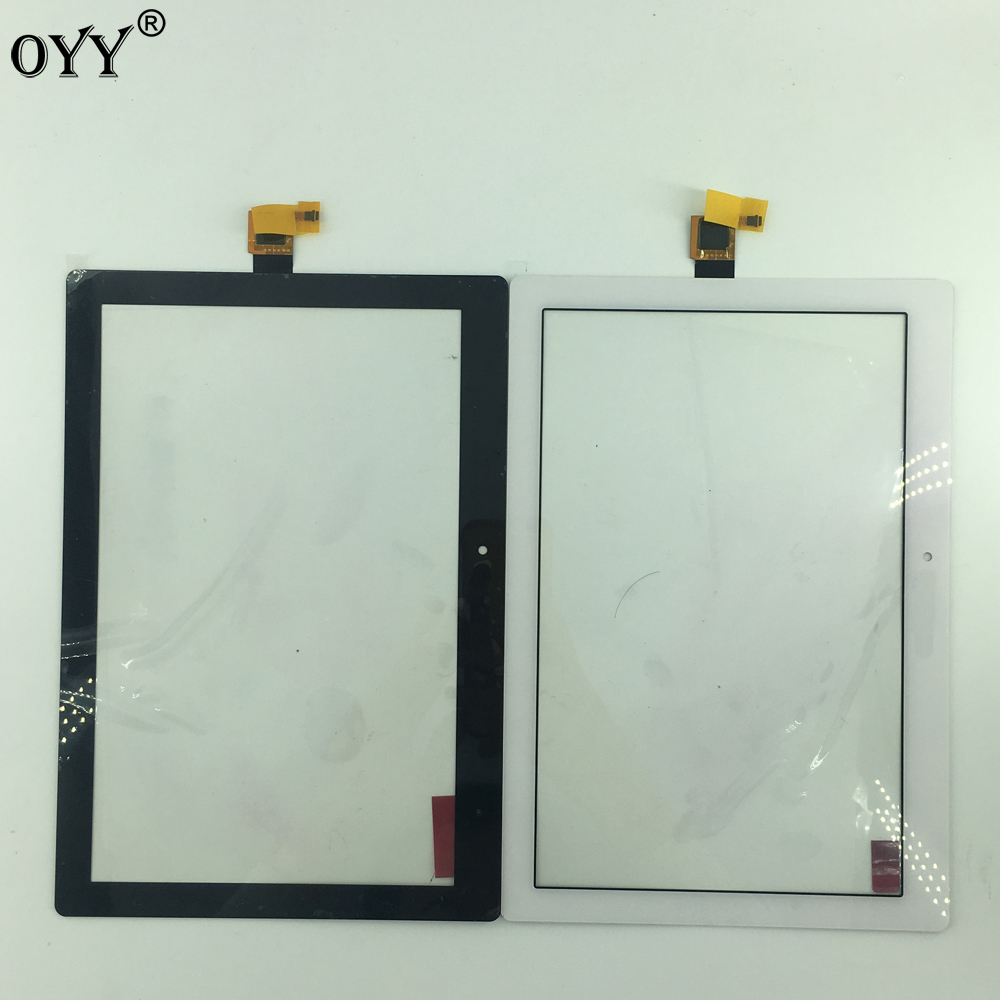 10.1 inch Touch Screen Digitizer Glass Panel For Lenovo Tab 2 A10-30 YT3-X30 X30F TB2-X30F A6500 or Tab 3 10 Plus TB-X103F for lenovo tab 2 x30 x30m x30f tb2 x30f a10 30 ultra slim soft silicone rubber silicon tablet protect tpu case cover
