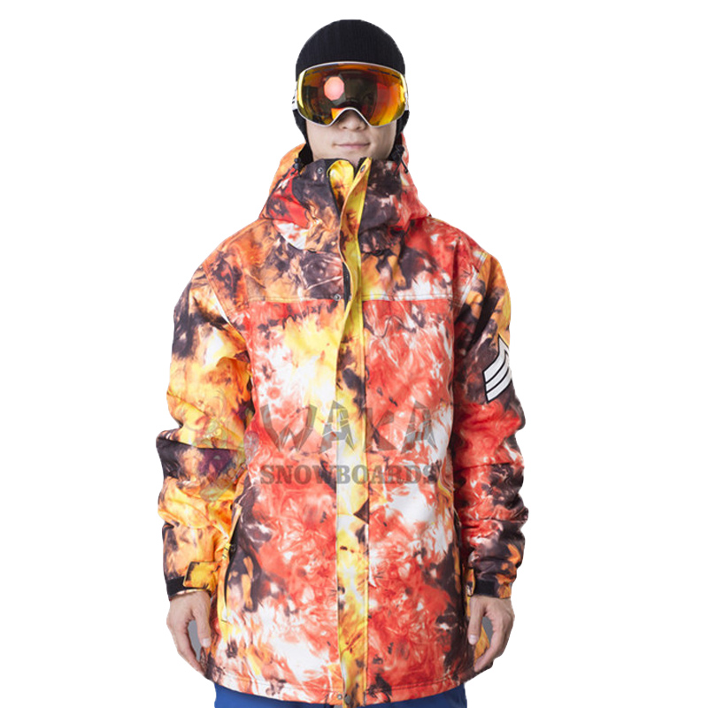 New Arrival 2014 Grenade Snowboard Jacket For Men Freestyle Skiing Clothing Snow Wear