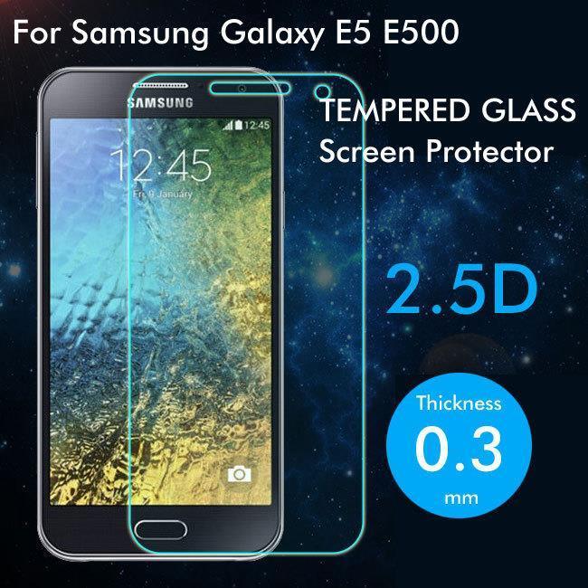 Закаленное стекло для Samsung Galaxy E5 E500, защитная пленка для Samsung Galaxy E5 E500, стекло
