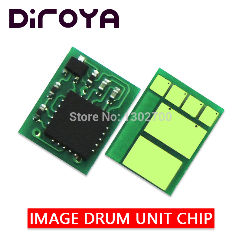 10x 9 2K CF234A 34A CF 234A drum unit chip For HP Laserjet Ultra M106w MFP