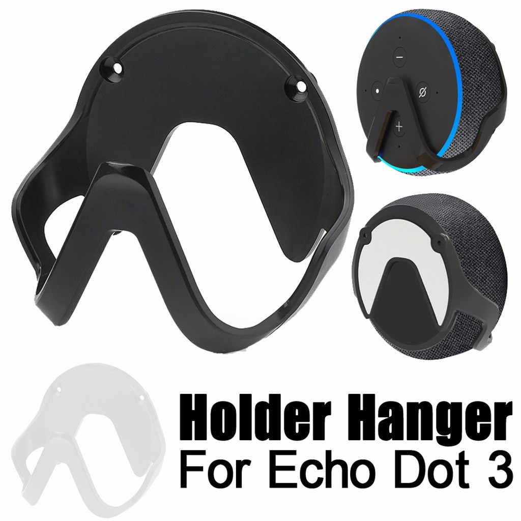 Speaker Stand Alexa Wall Mount Hanger Holder Bracket for Amazon Alexa Echo Dot Holder 3rd Generation and Speaker Wall Mount