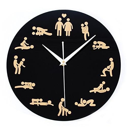 ===Unas manillas con arte=== Sexy-Fun-Creative-Wall-Clock.jpg_640x640