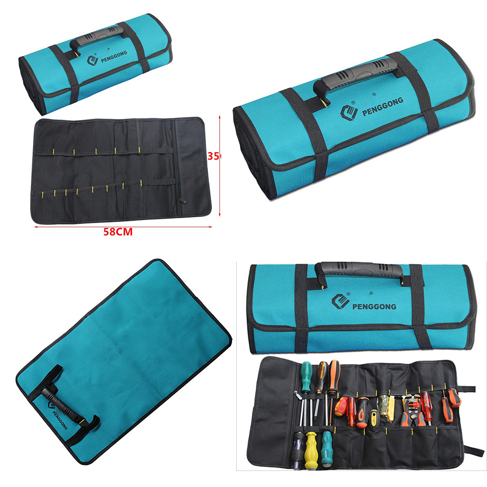 Utility-Bag Carrying-Handles Waterproof Bags Canvas Travel Multifunction Oxford