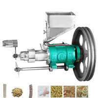 Jamielin Multifuction Cereal Bulking Machine Puffed Snack Food Extruder Making Machine With Motor Auto