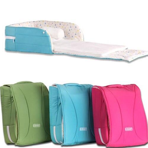 Newborn Baby Portable Folding Bedding Crib Toddler Kids