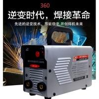 DC IGBT Portable Electric Mini Welding Machine ZX7 225 Wide Voltage Generator 3000w Grey MMA Ac 170/260v Stick Welder