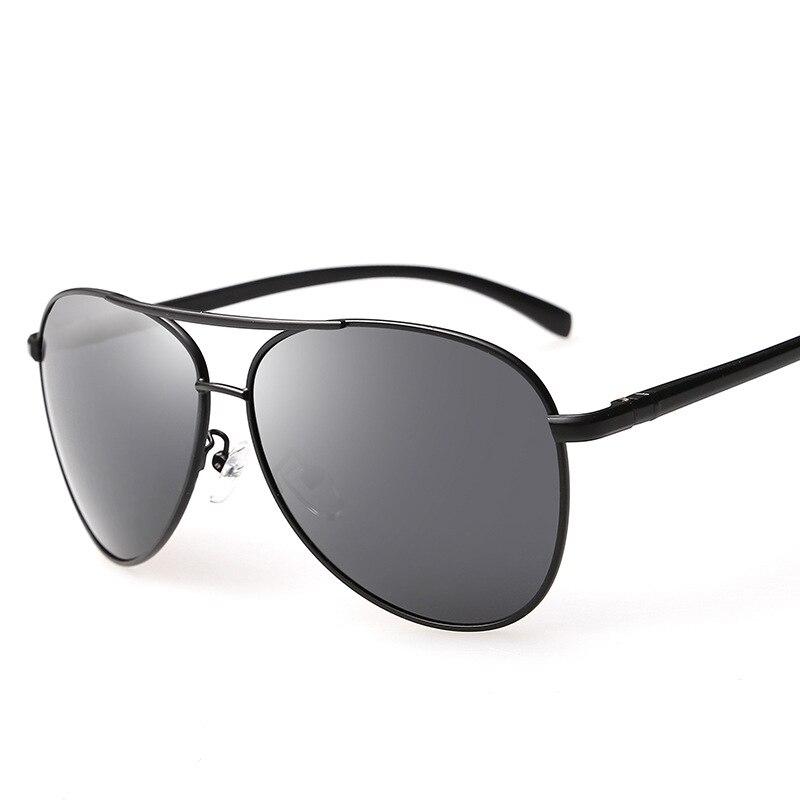 14299e6940 Cubojue Mens Sunglasses Polarized Women Aviation Driving Fishing Sun Glasses  for Man Anti Polar Cheap Frog Black Lens-in Sunglasses from Apparel  Accessories ...