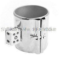 AC 220V 220 Volt 600W Ceramic Plug Stainless Band Heater 75 X 85mm