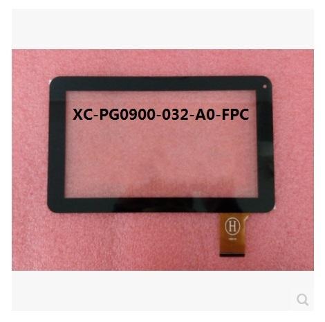 Nueva tableta de 9 pulgadas de pantalla táctil capacitiva XC-PG0900-032-A0 negro envío gratis