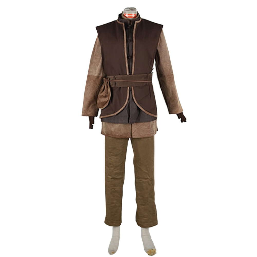 The Hobbit Cosplay Bofur Costume Uniform Outfit For Adult font b Men s b font Halloween