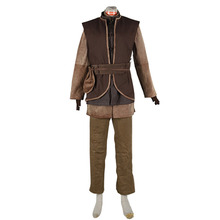 The Hobbit Cosplay Bofur Costume Uniform Outfit For Adult Men's Halloween Party Cosplay Clothing Custom Made