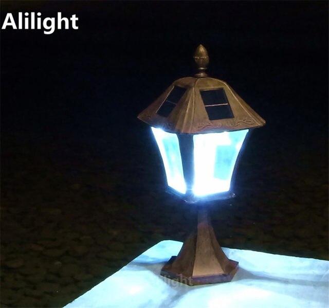 Tienda Online Lamparas solares exterior iluminacion jardin Pilar ...