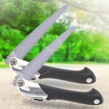 woodworking hacksaw garden hand saw portable outdoor tools folding