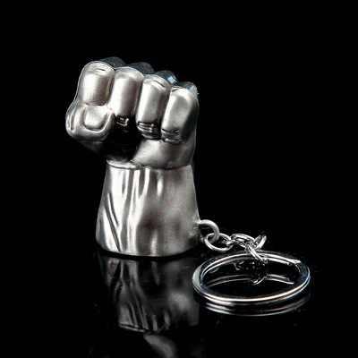1 chiếc kim loại Siêu Anh Hùng Móc Khóa Nam Thiền Trượng Móc Khóa V for Vendetta Người Sắt Khóa Đựng Trang Sức Quà Tặng Lưu Niệm