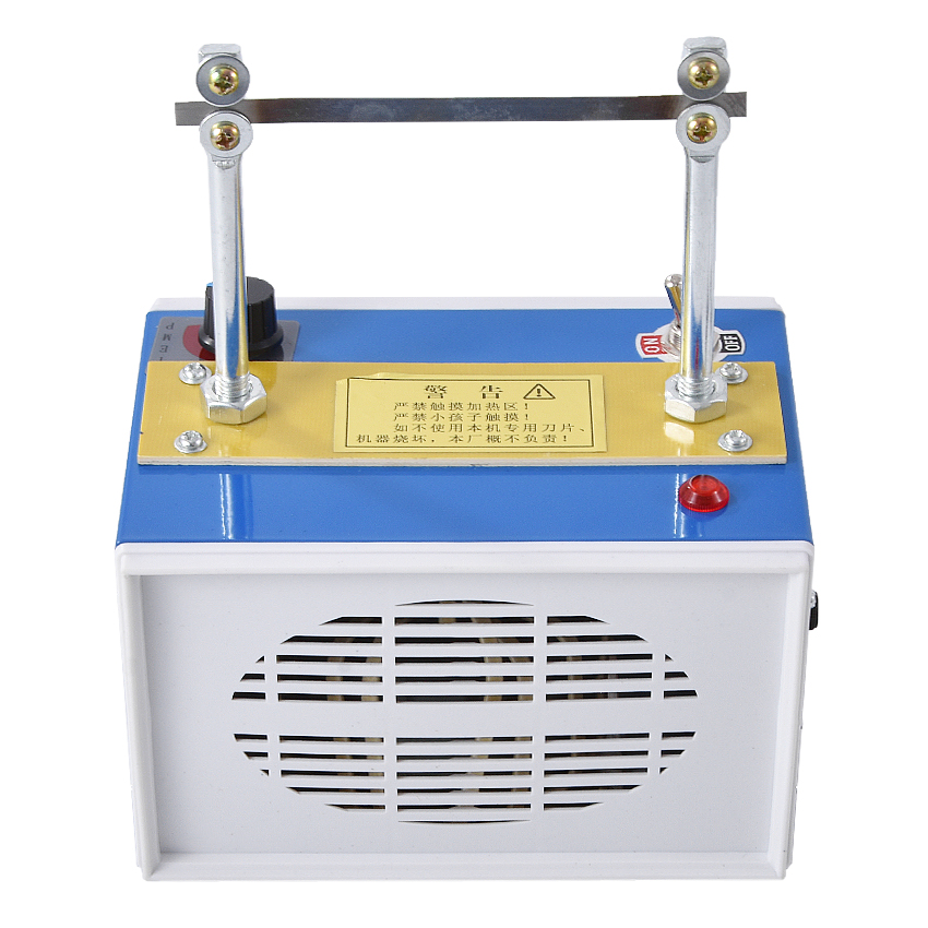 Multi-purpose RQ3 Hot Cutting Machine 400 Degrees/800 Degrees Temperature Adjustment Trademark Ribbon Cutting Machine 220V 100W