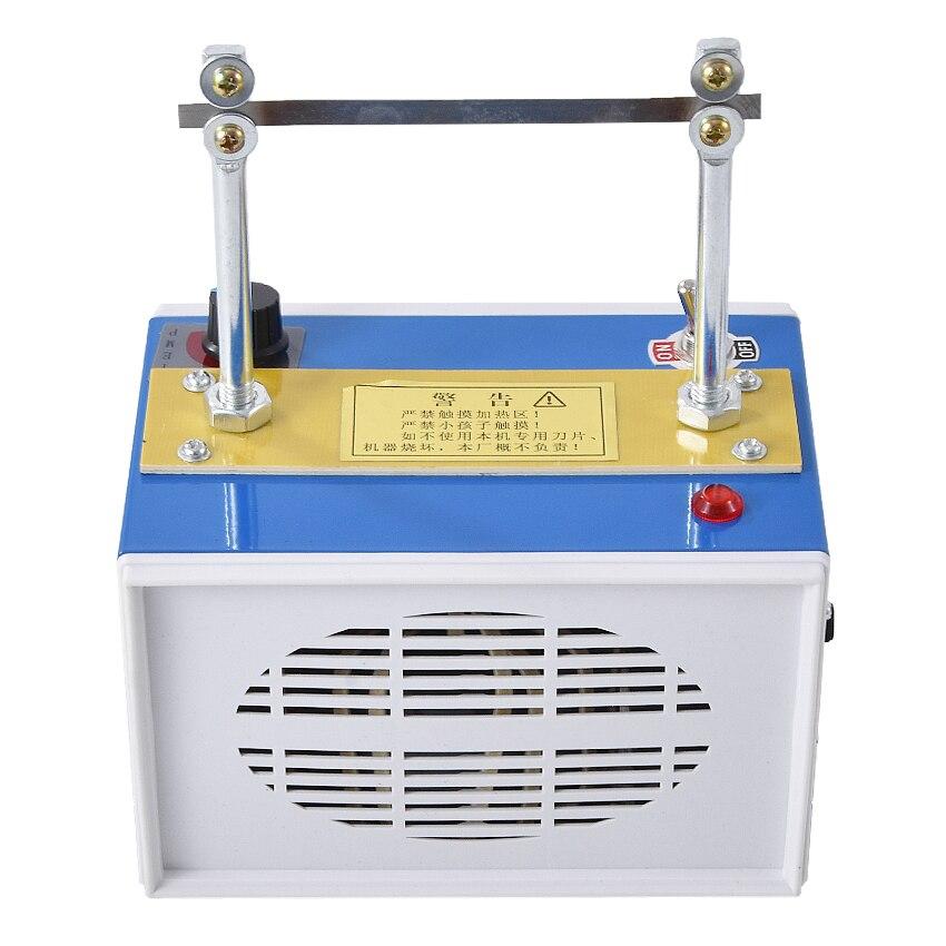 Multi-purpose RQ3 Hot Cutting Machine 400 Degrees/800 Degrees Temperature Adjustment Trademark Ribbon Cutting Machine 220V 100W