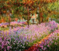 Nice Canvas Painting By Claude Monet High Quality Handmade Oil Painting For Office Room Wall Decoration