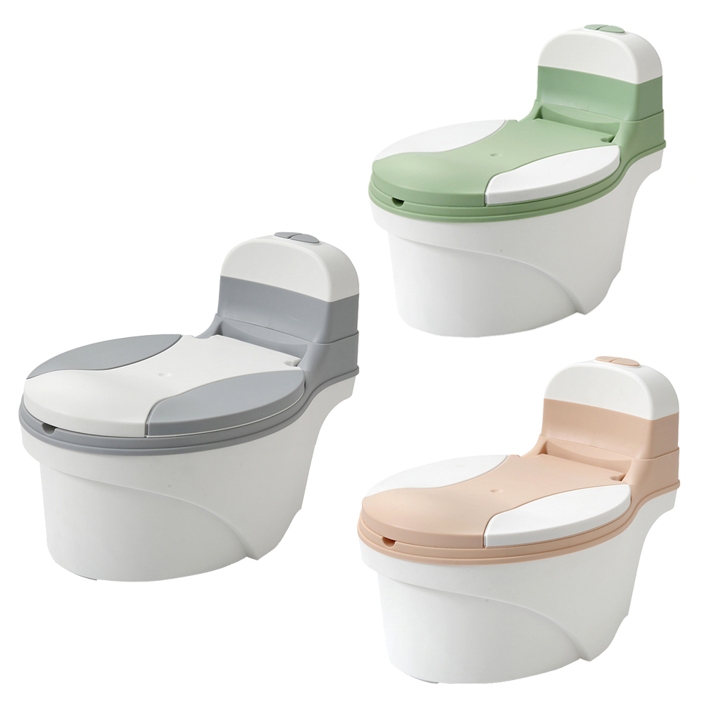 Upgrade New Children/ Kids/ Toddler Toilet Training Potty For Free Potty Brush+cleaning Bag