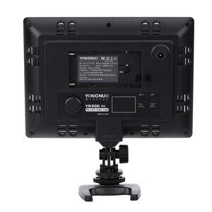 Image 4 - YONGNUO YN300 Air YN 300 Air Pro kamera led lampa wideo oświetlenie fotograficzne do Canon Nikon Pentax Sony Olympus lustrzanka cyfrowa