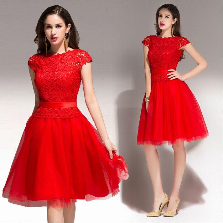 Красные юбки 2017