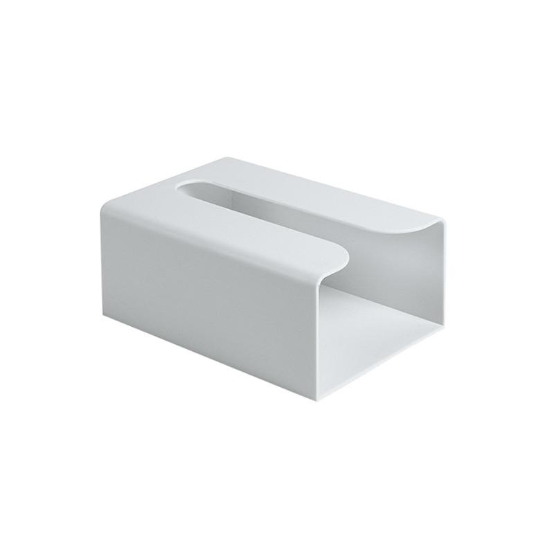 Коробка для салфеток, бумажная коробка, настенный держатель для бумажных полотенец, коробка для туалетных салфеток, держатель для салфеток, кухонная коробка для хранения бумаги - Цвет: 3