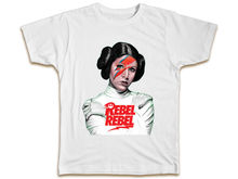 Rebel T-Shirt Princess Leia Carrie Fisher Star Wars Gift Birthday Top Free shipping  Harajuku Tops Fashion Classic