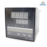 REX C700 72 72mm Hot Sale Intelligent PID Digital Temperature Controller Temperature Instruments
