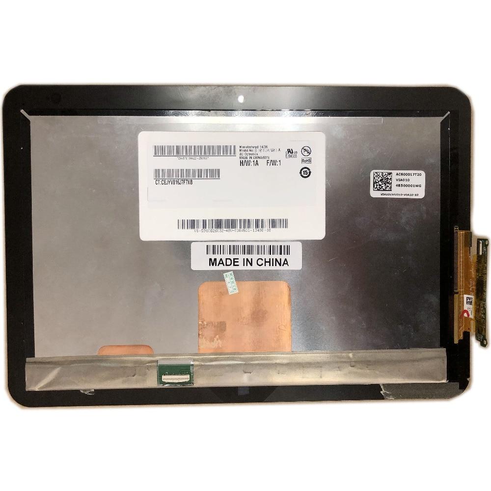 Pour HP ElitePad 1000 G2 tablette B101UAN01. A LCD écran LED écran tactile verre numériseur assemblée remplacement