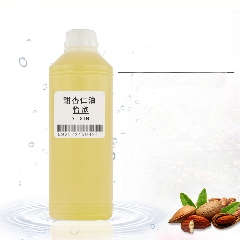 Image 4 - Sweet Almond Oil 1000ml base oil base Essential Oil Moisturizing Massage Massage Body Massage wholesale-in Essential Oil from Beauty & Health