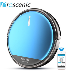 Image 1 - Proscenic 811GB Robotic Vacuum Cleaner with APP Control Boundary Magnetic Marker Electric Control Water Tank Robot Cleaner