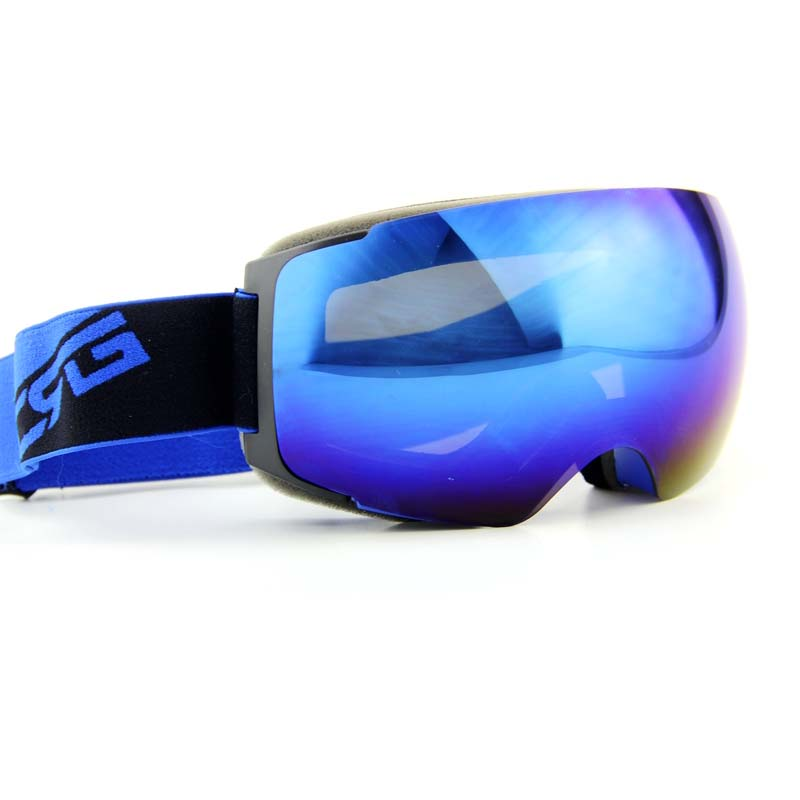 Snowboard Goggles Double Ski Glasses Anti Fog Photochromic Big Spherical Lens Motocross Esqui Outdoor  Snow Sports 2017