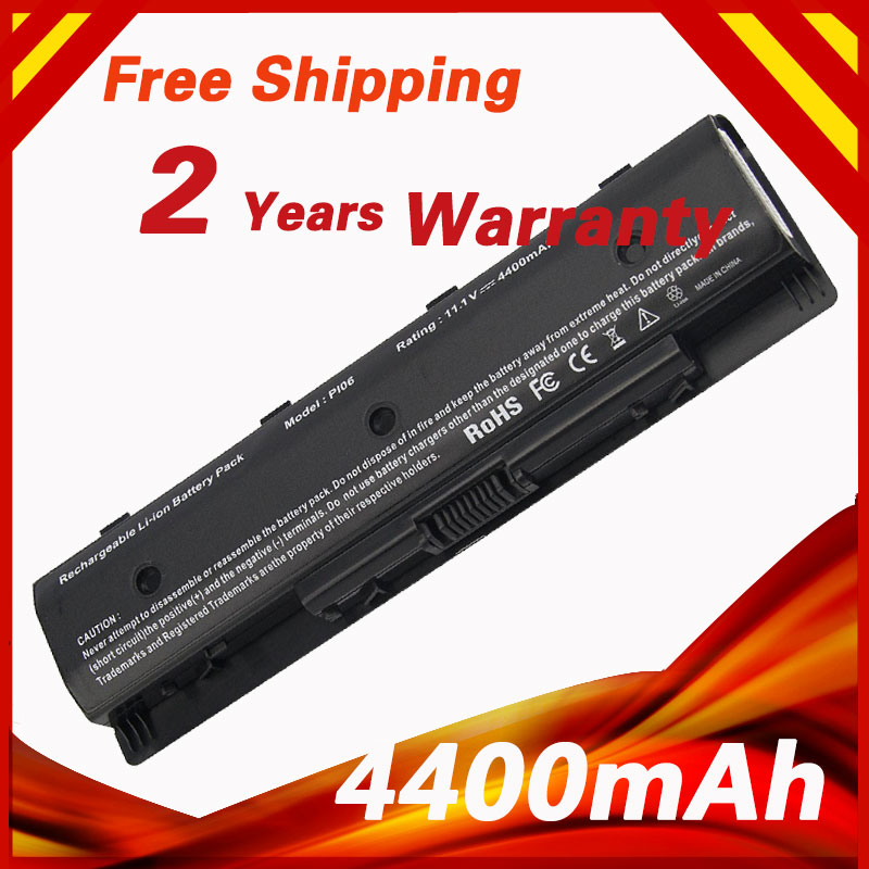 Pi06 H6l38aa 710417-001 for HP Envy TouchSmart 15 16 17 Series HSTNN-LB4N HSTNN-LB4O HSTNN-YB4N HSTNN-YB4O P106 PI06XL PI09 lmdtk new 6cells laptop battery for hp envy 14 15 17 touchsmart 17z series p106 pi06 pi06xl pi09 free shipping