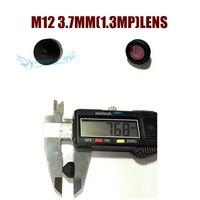 HD M12 3 7MM 1 3MP Pinhole Mini Lens For Cctv Video Surveillance Camera CCD CMOS