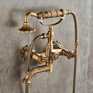 Bathtub Faucet Wall Mounted An