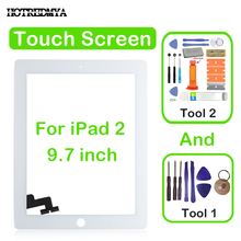 все цены на Touch Screen For iPad 2 A1395 A1396 A1397 9.7