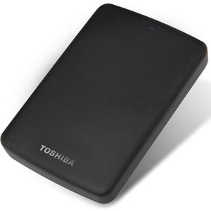 Image 2 - Toshiba Festplatte Tragbare 1 TB 2TB Kostenloser versand Laptops Externe Festplatte 1 TB Disque dur hd Externo USB3.0 HDD 2,5 Festplatte