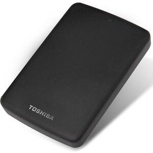 Image 2 - Toshiba dysk twardy przenośny 1 TB 2TB darmowa wysyłka laptopy zewnętrzny dysk twardy 1 TB Disque dur hd Externo USB3.0 HDD 2.5 dysk twardy