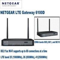 Monte de 30 pcs NETGEAR LTE Gateway 6100D