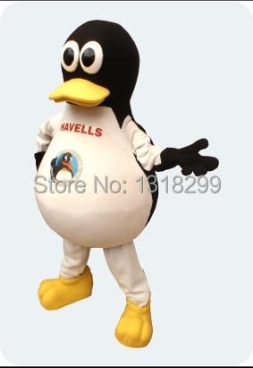 Mascotte pinguino pinguin vestito operato dal costume della mascotte di fantasia personalizzata costume cosplay a tema mascotte costume di carnevale