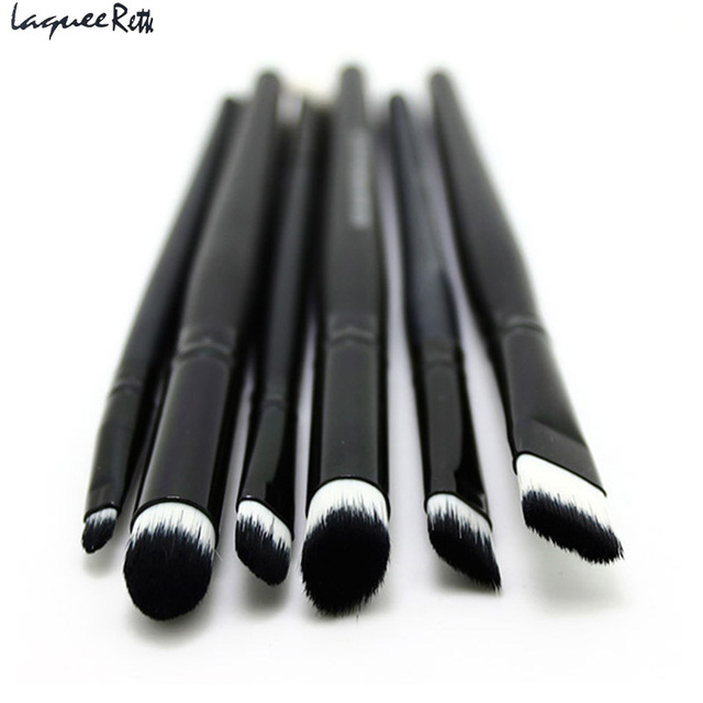 6 Brand Professional Makeup Brushes