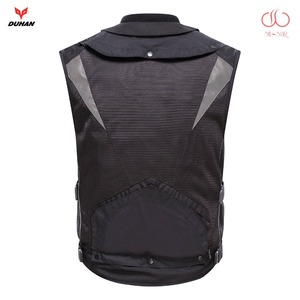 Image 2 - Motorcycle air bag vest Duhan air bag vest moto racing professional advanced air bag system motocross protective airbag cylinder