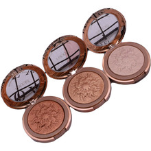 Brighten Highlighter Facial Bronzer Palette Makeup Glow Kit Face Contour Shimmer Powder Body Base Illuminator Highlight Cosmetic недорого