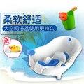 Niza Azul Bebé De Plástico Bañera Bebé Recién Nacido Bañera Grande Engrosada Cuenca Baño Bañera
