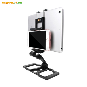Image 2 - Sunnylife Remote Controller Phone Tablet Clip CrystalSky Monitor Holder Bracket For DJI MAVIC 2 PRO/ AIR/ SPARK Drone